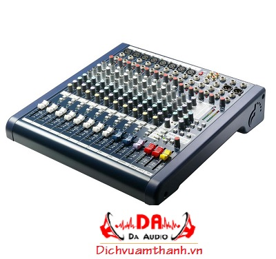 Bàn Mixer Soundcraft MFX8/2