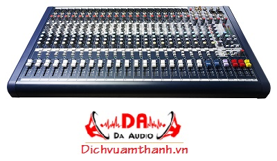 Mixer Soundcraft EFX20