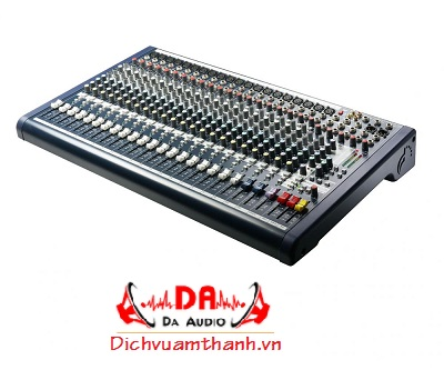 Bàn Mixer Soundcraft MFX 20/2